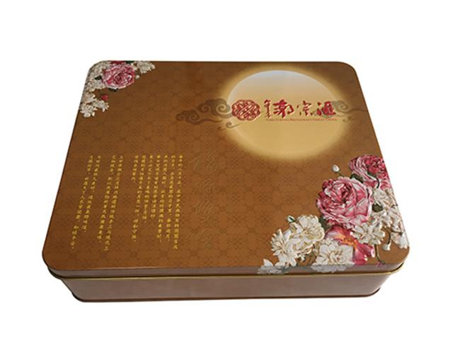 月饼铁盒,月饼铁盒会分什么样类型的呢